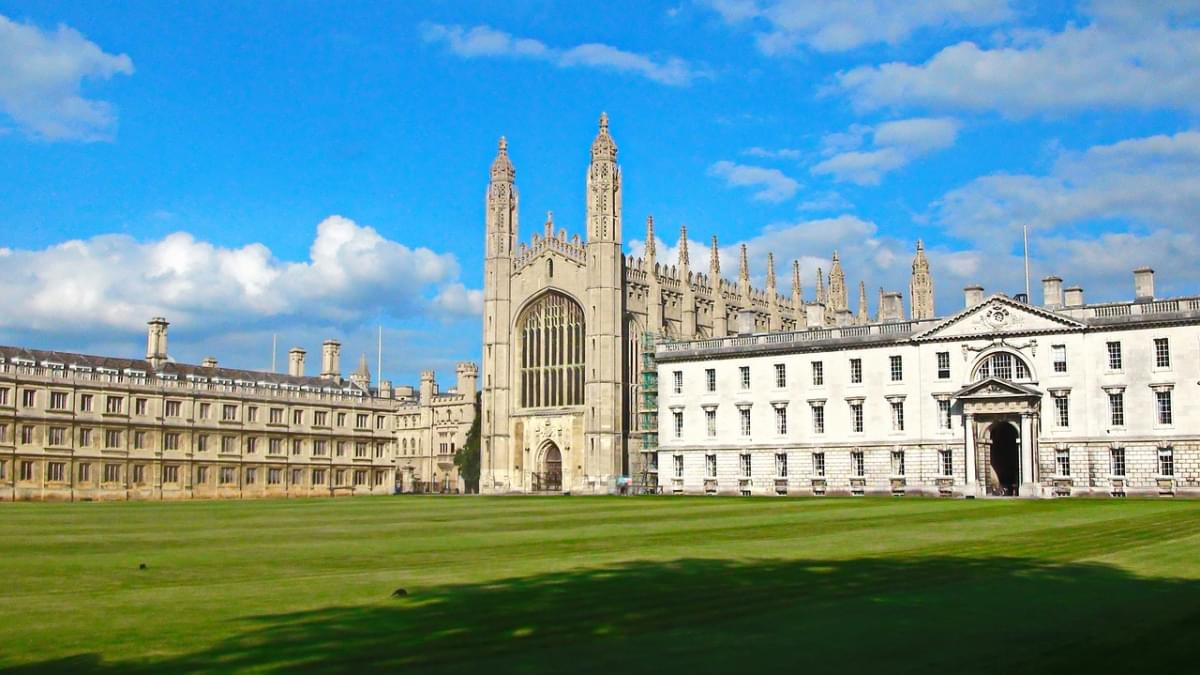 kings college cambridge regno unito