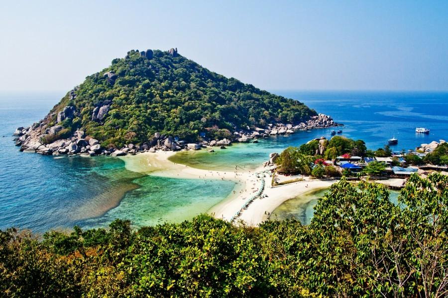 Koh Tao Thailandia