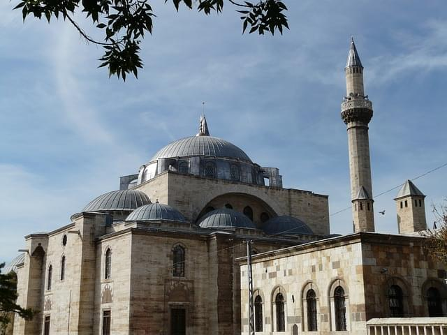 konya moschea