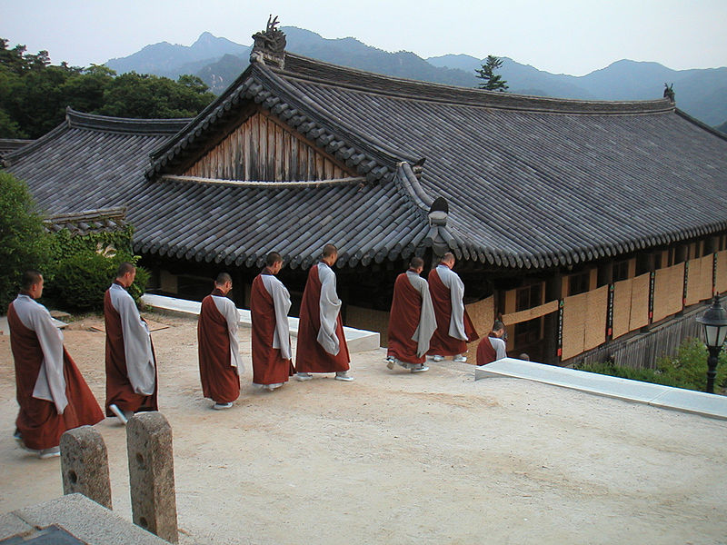 Haeinsa, Corea del Sud
