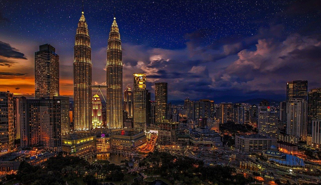 Petronas Tower 1 e 2