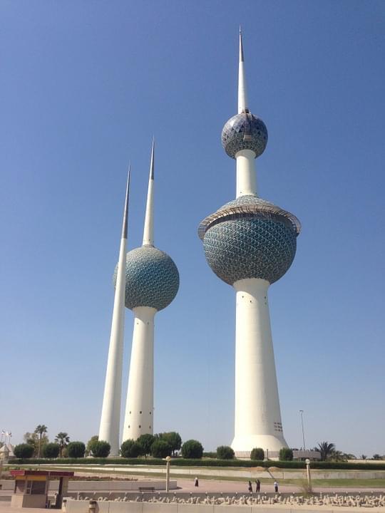 kuwait torri arabia