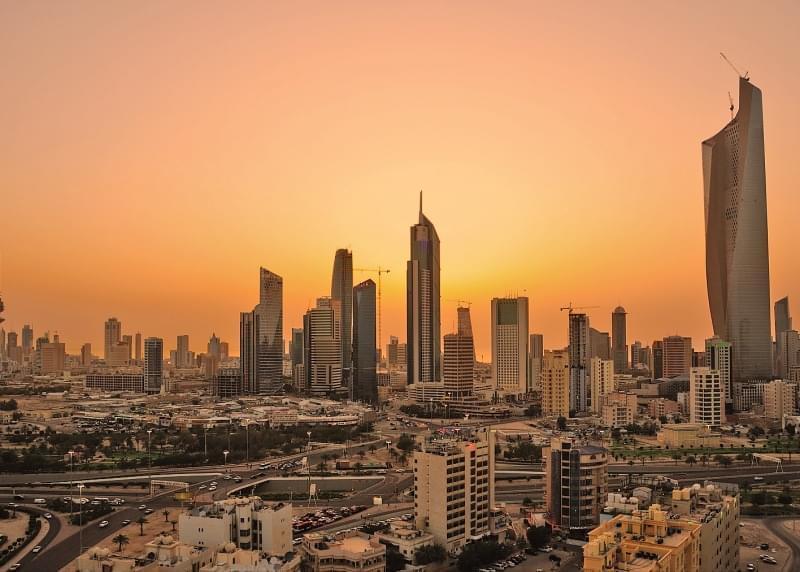Kuweit City in Kuweit