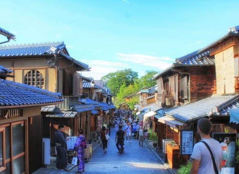 Kyoto in 2 ore