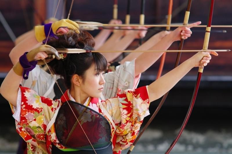 arcieri kyoto