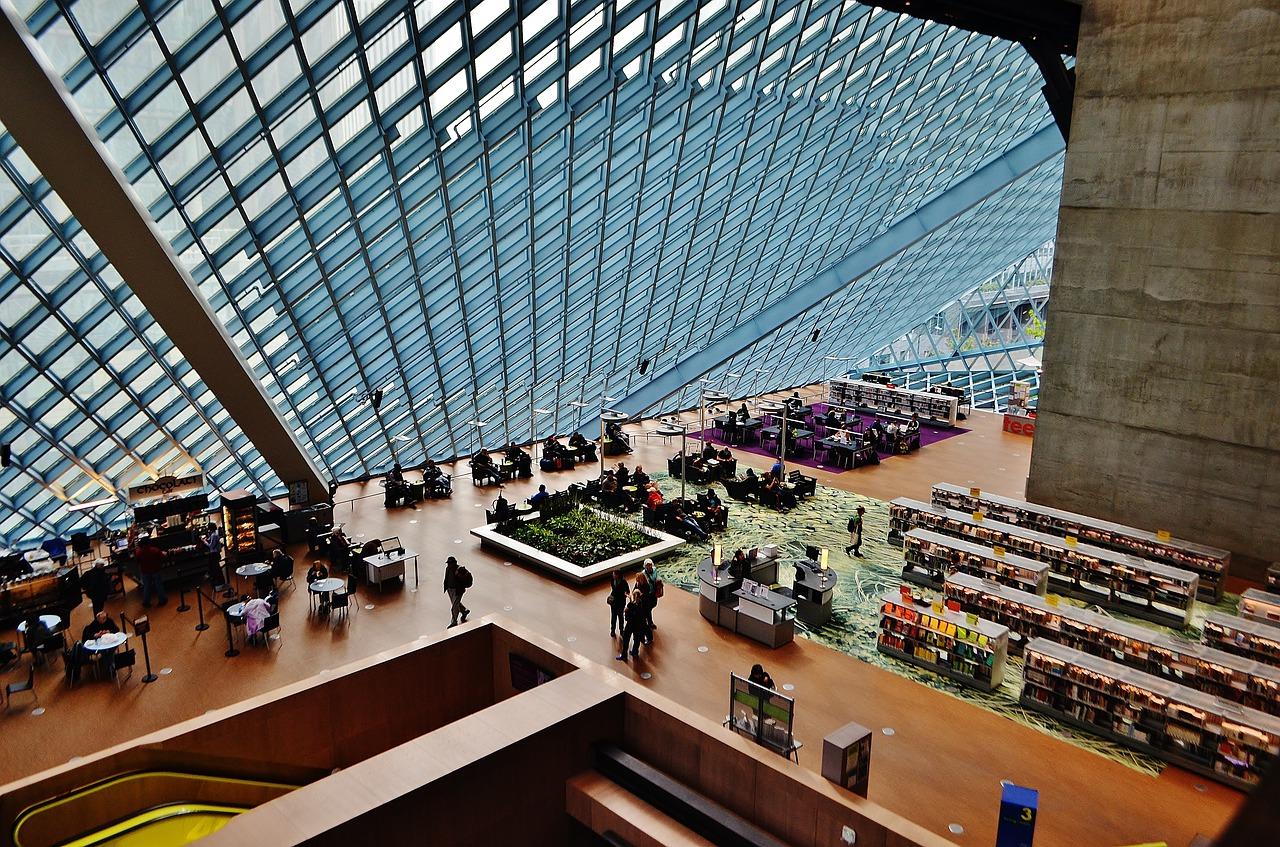 Biblioteca Centrale di Seattle, Australia
