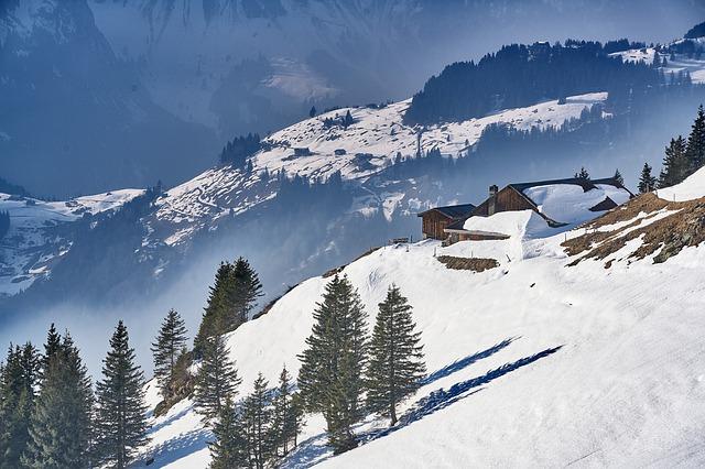 la furenalp engelberg svizzera