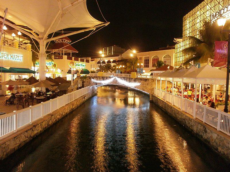 Uno dei locali migliori di Cancun