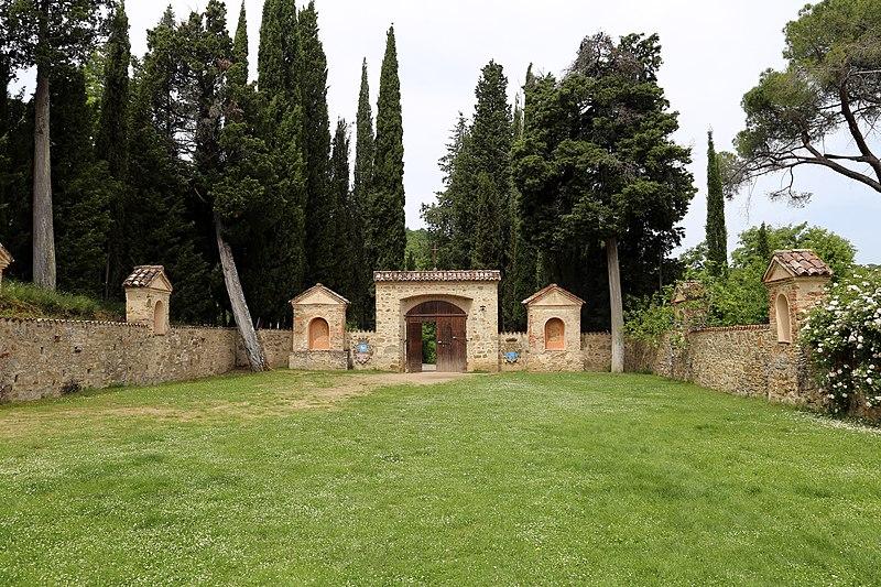 15 - La Scarzuola, Montegabbione (Provincia di Terni)