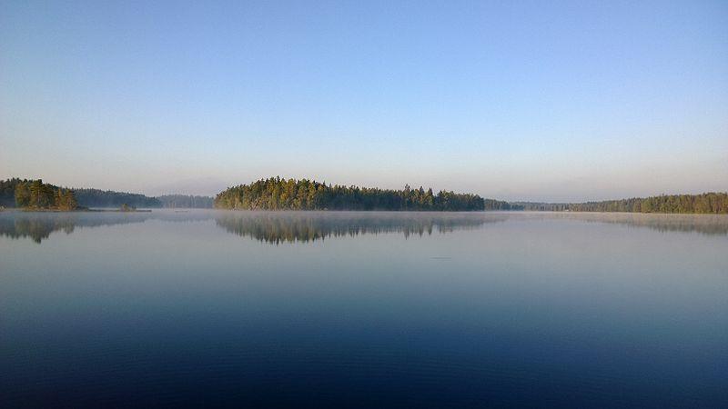 11 regione dei laghi finlandia