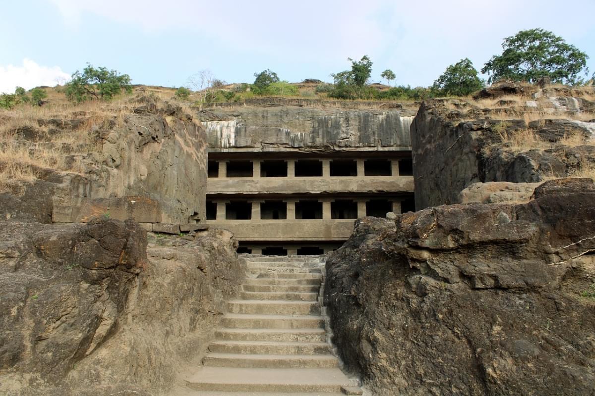 le grotte di ellora