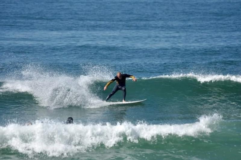 lezione di surf in portogallo