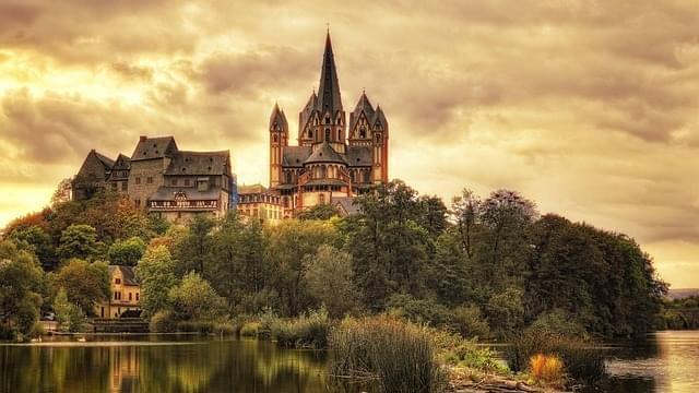 limburg vista cattedrale