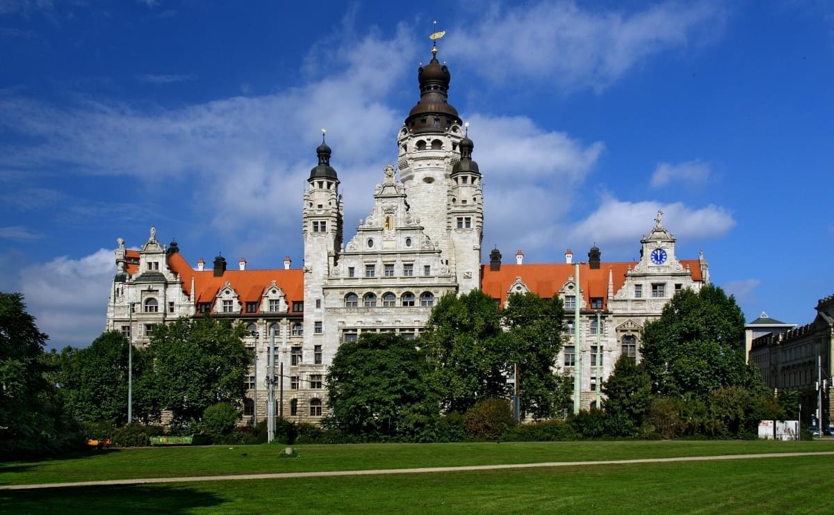 lipsia centro storico