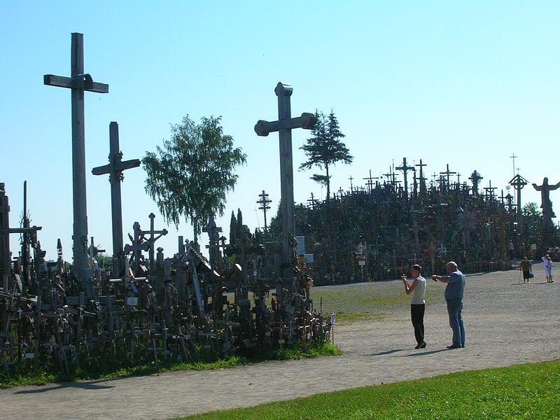 07 collina delle croci lituania