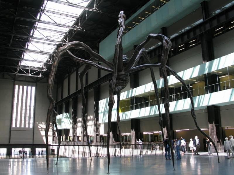 Un opera del Tate Modern Museum