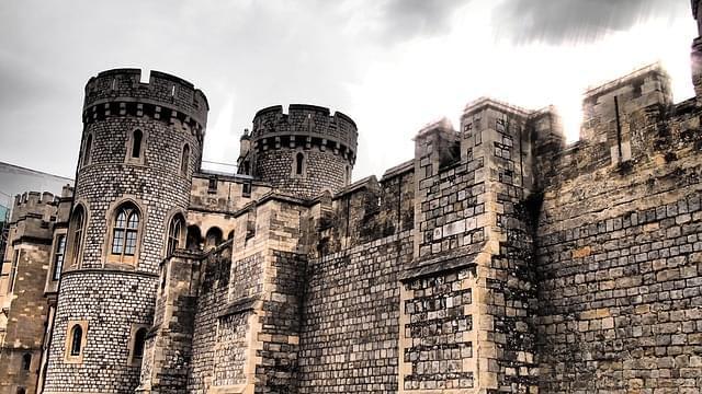 londra parco castello di windsor