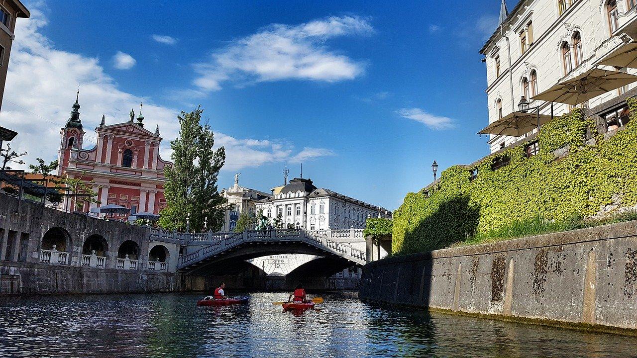 6 - Lubiana, Slovenia