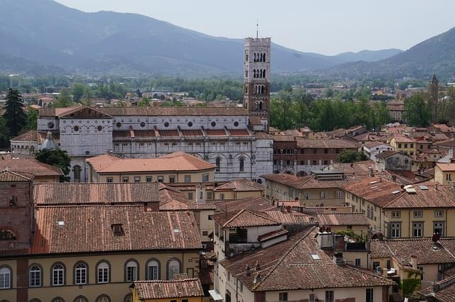 lucca punto panoramico