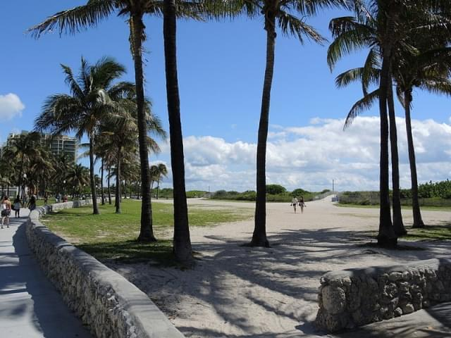 lummus park miami beach seaside