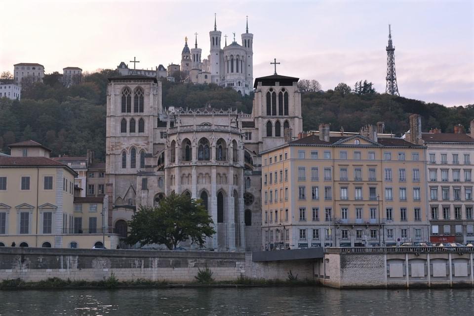 lyon cattedrale francia