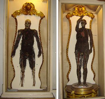 Le Macchine Anatomiche nella Cappella di San Severio a Napoli