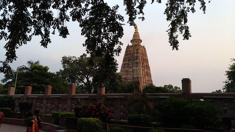 Mahabodhi, India