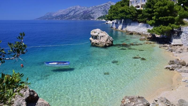 Riviera di Makarska - Croazia