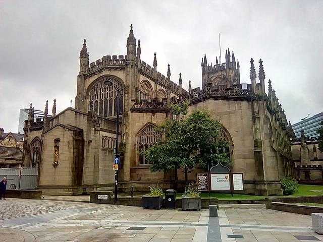 manchester cattedrale
