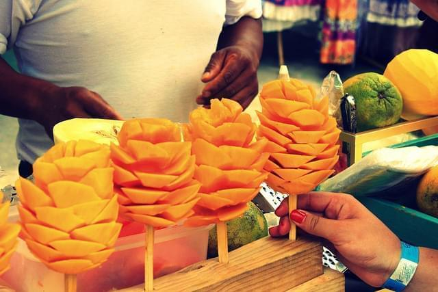 Frutta tipica: Mango