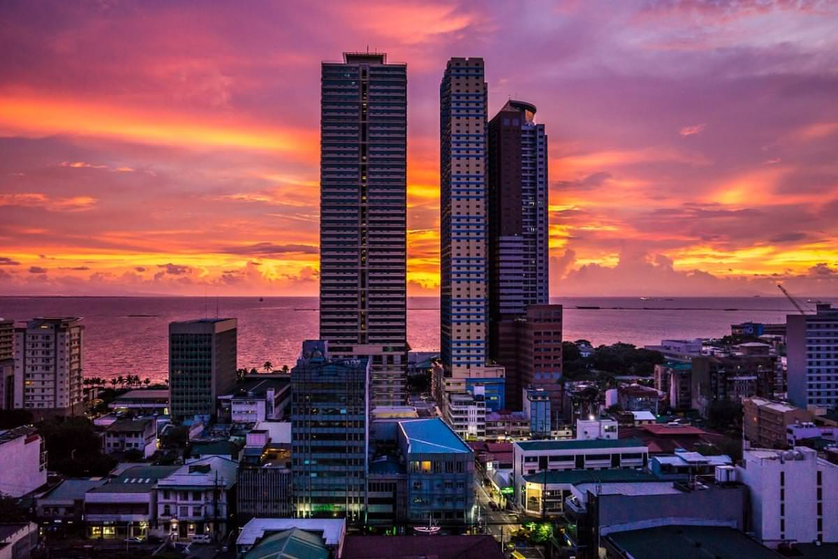 manila thailandia citta moderna