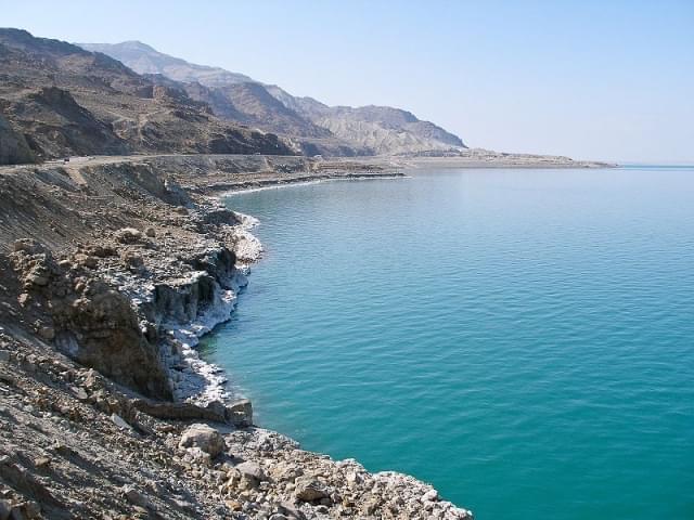 mar morto giordania 2