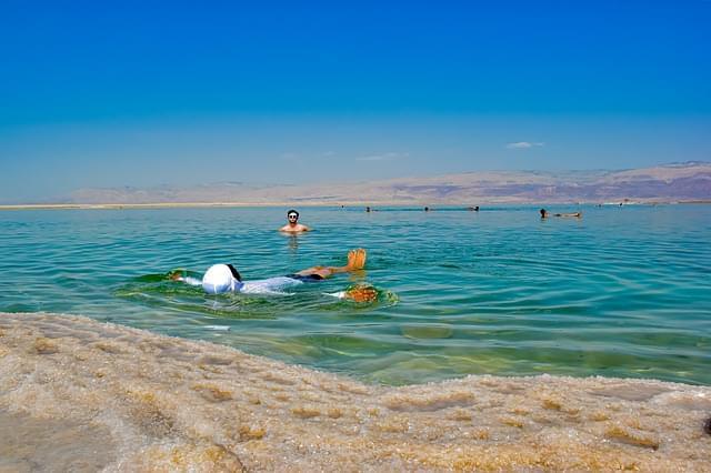 mar morto israele 1