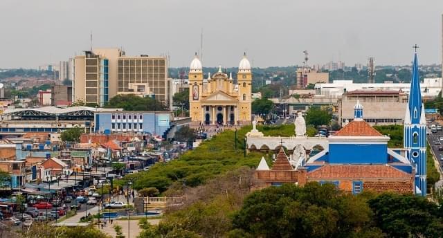 maracaibo venezuela citta