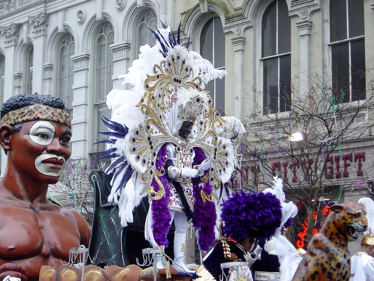 Mardi Gras di New Orleans