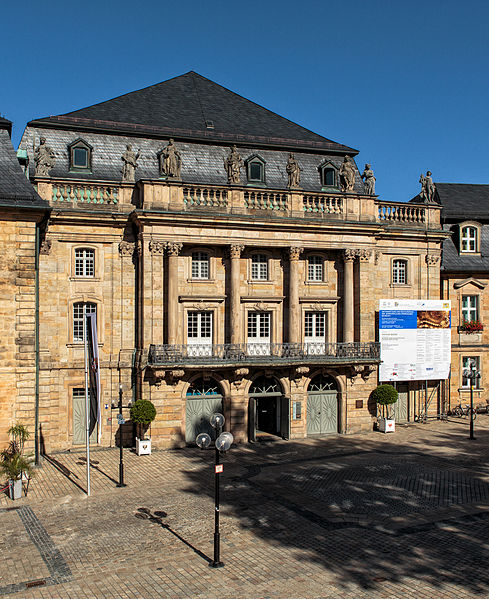 11 markgrafliches opernhaus teatro