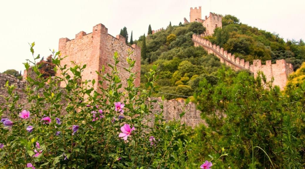 Marostica castello superiore