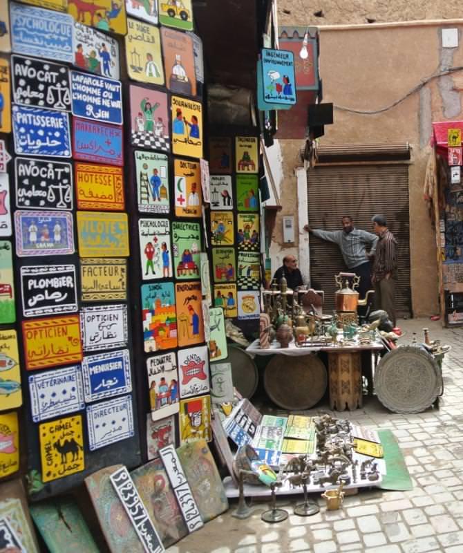 week end a Marrakech