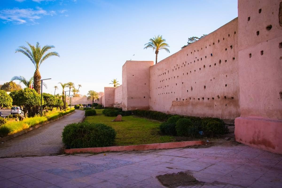 marrakesh marocco africa