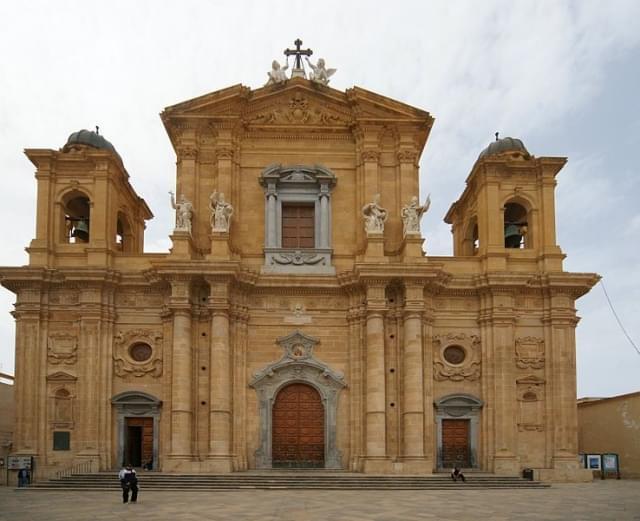 marsala chiesa madre