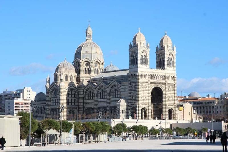 marsiglia cattedrale