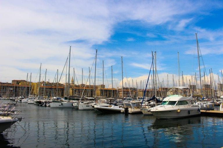 marsiglia vieux port