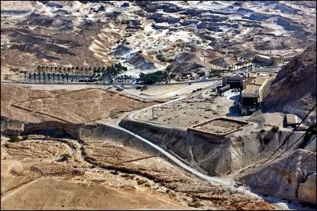 masada israele