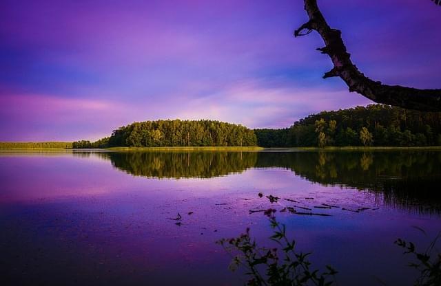masuria sky acqua natura paesaggio 1