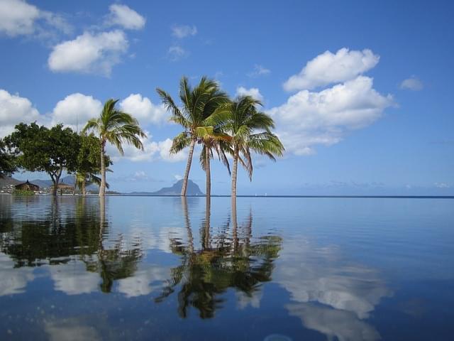 resort alle isole Mauritius