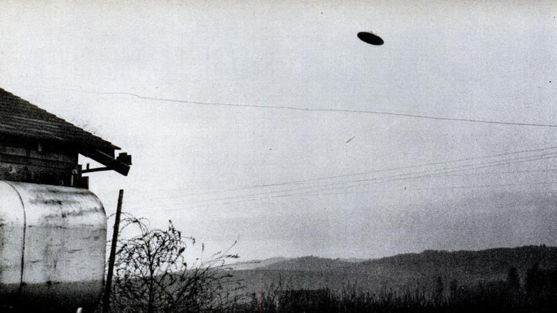 Ufo storia cinema