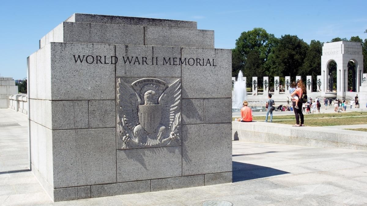 memoriale della seconda guerra mondiale