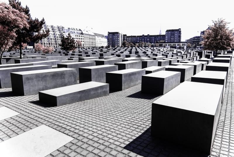 memoriale olocauso Berlino