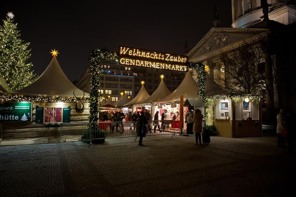 mercatino di natale berlino