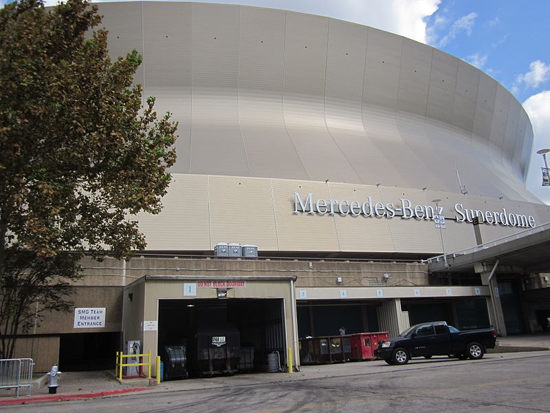 Mercedes-Benz Superdrome, New Orleans - Stati Uniti